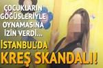 İstanbul'daki kreşte öğretmen skandalı!