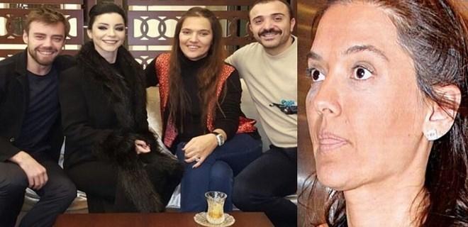 Demet Akalın ve Murat Dalkılıç'tan barış pozu!