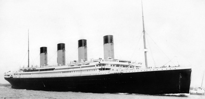 Bilinmeyen Titanic gerçeği!