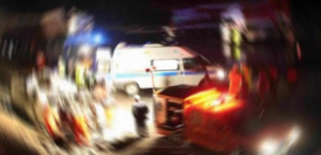 Denizli'de trafik kazası: 3 ölü, 1 yaralı