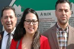 CHP'li Saliha Sera Kadıgil gözaltına alındı