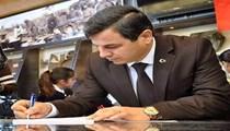 MHP'li belediye başkanından 'Vezir Parmağı' yasağı!
