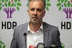 HDP sözcüsü Ayhan Bilgen tutuklandı