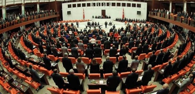 Anayasa değişikliği teklifi Pazartesi Meclis'te