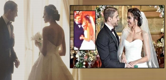 Şükran ve Caner'in nikahında bilinmeyen ayrıntı