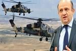 Fikri Işık'tan 'yerli helikopter' açıklaması