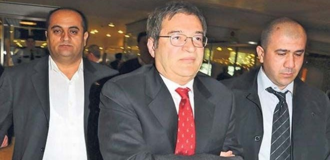 Orhan Aslıtürk gözaltına alındı