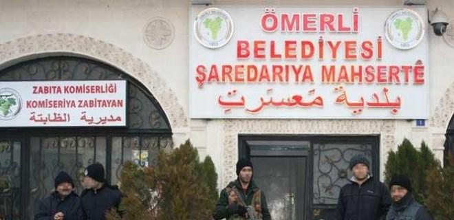Ömerli İlçe Belediyesi Başkanı Süleyman Tekin tutuklandı
