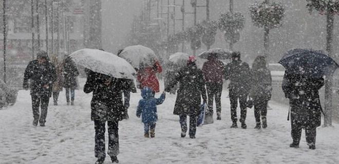 En kuvvetli kar yağışı Balkanlardan geliyor