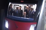 Ankara Keçiören Metrosu açıldı