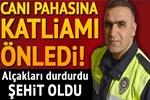Kahraman polis Fethi Sekin şehit oldu, alçakların katliam planını önledi!