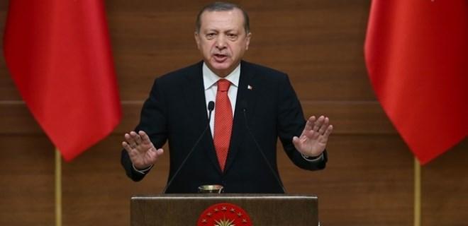 Cumhurbaşkanı Erdoğan'dan 'İzmir' açıklaması