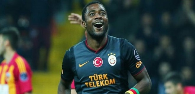 Galatasaray'da Aurelien Chedjou da kadro dışı kaldı!