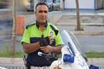 Kahraman polis Sekin'den yürek dağlayan ağıt!
