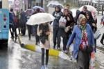 Meteoroloji İstanbul ve 12 ili uyardı