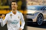 Sadece Ronaldo için yapılan özel araba!