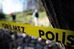 Makilik alanda yakılmış kadın cesedi bulundu!