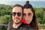 Deniz Akkaya ve sevgilisinin Antalya kaçamağı