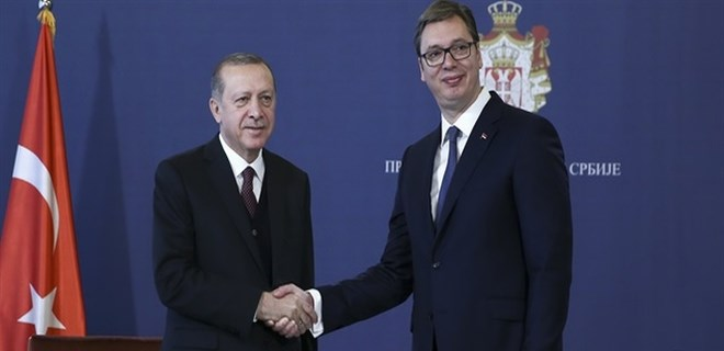 Erdoğan'dan vize kriziyle ilgili flaş mesaj!
