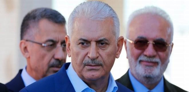 Başbakan Binali Yıldırım: