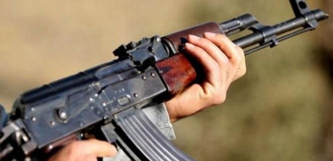 Taciz ateşi açan 2 PKK'lı etkisiz hale getirildi!