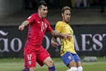 Medel'den Neymar'a küfür!