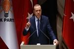 Cumhurbaşkanı Erdoğan'dan AB'ye rest!