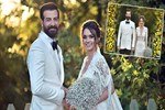 Hande Soral -  İsmail Demirci çifti evlendi!
