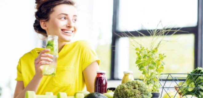 Sağlıklı detoksla kilolara veda edin!