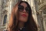 Ebru Şallı'nın Milano kaçamağı!