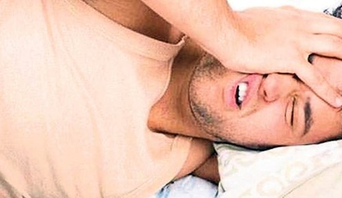 Uyku apnesine manyetik protez