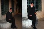 Muhammed Cangören gece yarısı türbede