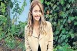Tuğba Melis Türk dizi için imaj yeniledi