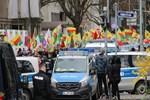 Alman polisinden skandal tweet: 'PKK için görevdeyiz'