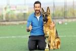 Zan'ın köpeği Türkiye şampiyonu