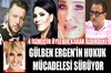 """Gülben Ergen 4 isim için """"konuşmama"""" kararı aldırdı!"""
