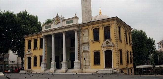 Teşvikiye Camisi restore ediliyor