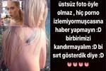 Serel Yereli'den 'porno'lu savunma!