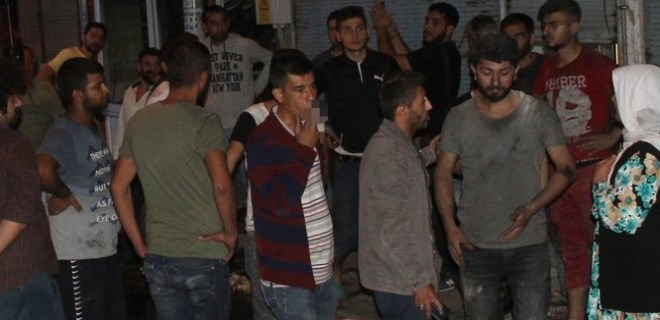 Adana'da ayakkabı atölyesinde yangın!