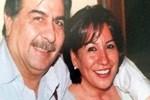 Arif Sağ, eşinin anılmasına katılamadı