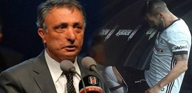 Beşiktaş'tan Negrado açıklaması