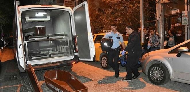 İzmir'de esrarengiz ölüm!