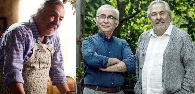 Rutkay Aziz ve Şener Şen 'Yol Ayrımı'nda buluştu
