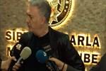 Tamer Karadağlı polislere teşekkür etti