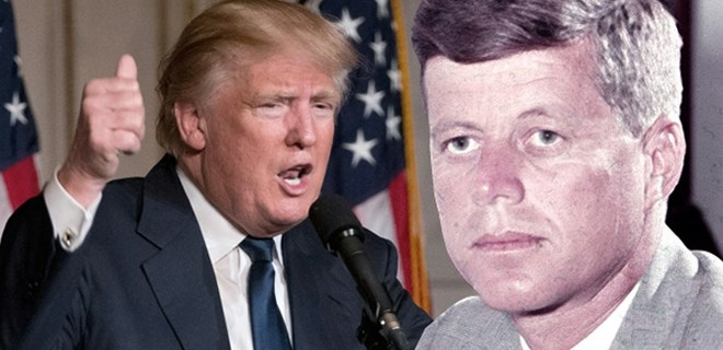 Trump, Kennedy suikastının gizli dosyalarını açacak
