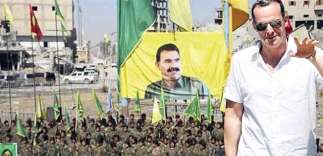 McGurk'tan 'PKK' için akıl almaz şantaj!..