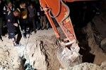 Antalya'da göçük: 2 ölü