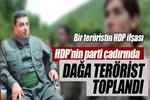 Bir teröristin HDP ifşası!
