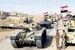 Irak ordusu Ovaköy yolunda