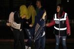 Antalya'da fuhuş operasyonu: 14 gözaltı